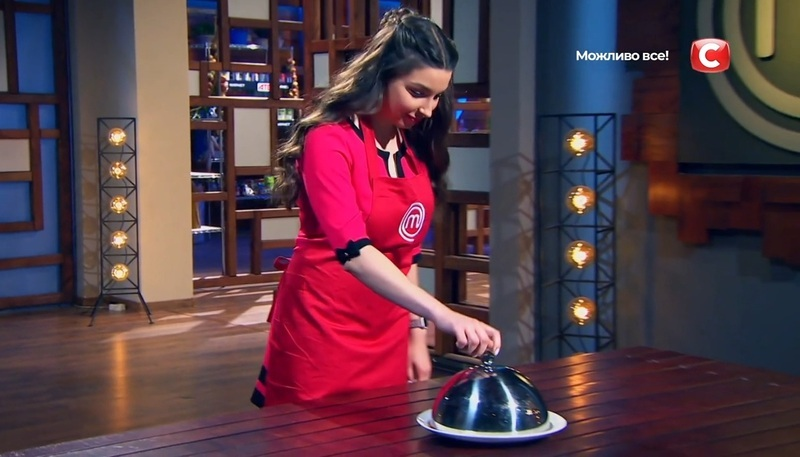 В останньому випуску програми Аліна випробувала сили у двох кулінарних змаганнях