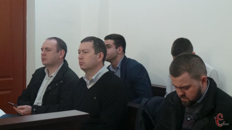 На лаві підсудних - тернопільські прокурори
