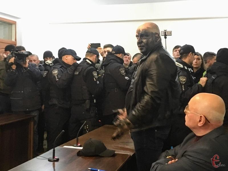 Артура Сороченка обвинувачують у побитті