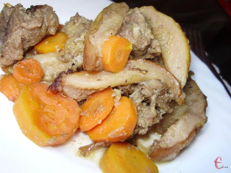 Якщо на вечерю у нас така свинина, страва «змітається» повністю незалежно від того, який шматок і на скільки персон я готую