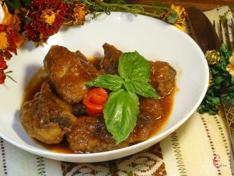 Рецепт дуже вдалий: реберця неймовірно смачні, м'які та ароматні!