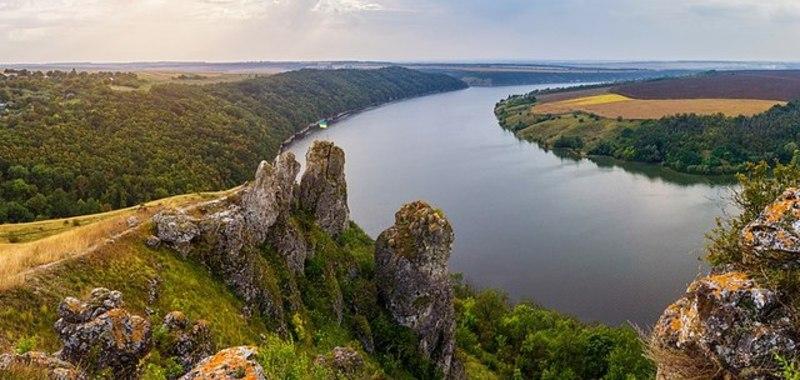 Панорама Дністра - у ТОП-10