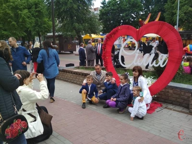 У Хмельницькому періодично проводять марші за сімейні цінності