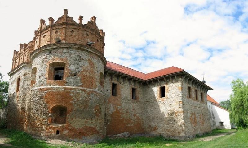 Кінофест відбудеться на території замку