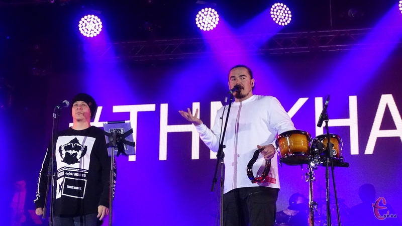 ТНМК запалював на джазовому фестивалі у Хмельницькому