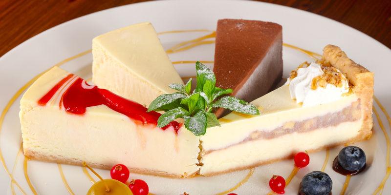 Чизкейк став десертом, який здобув культовий статус в усьому світі.