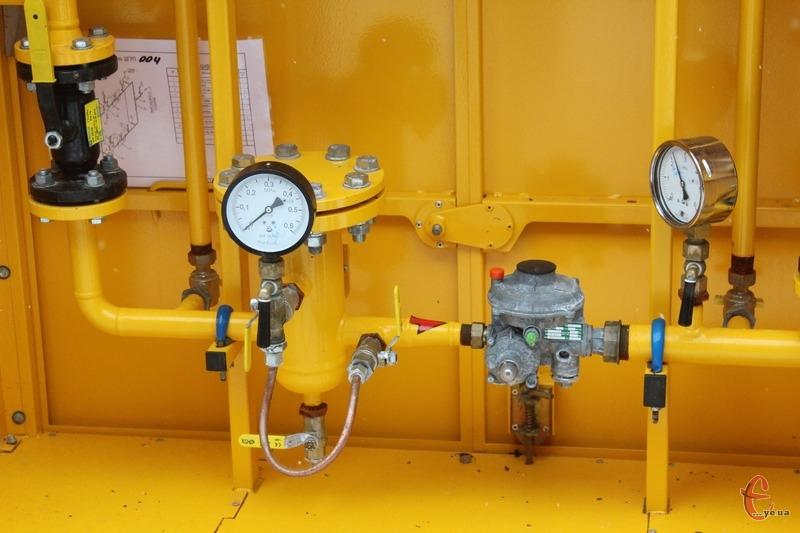 Окремий тариф на транспортування газу діє з 1 січня минулого року