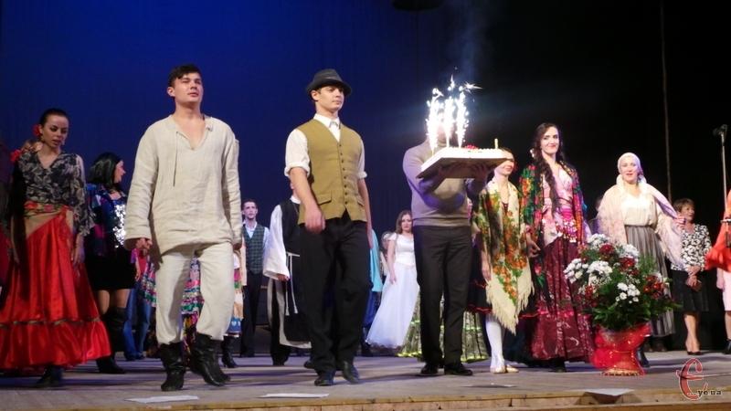 Цьогоріч театр Старицького відзначає ювілей