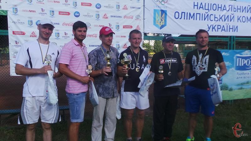 Учасники турніру змагали упродовж двох днів