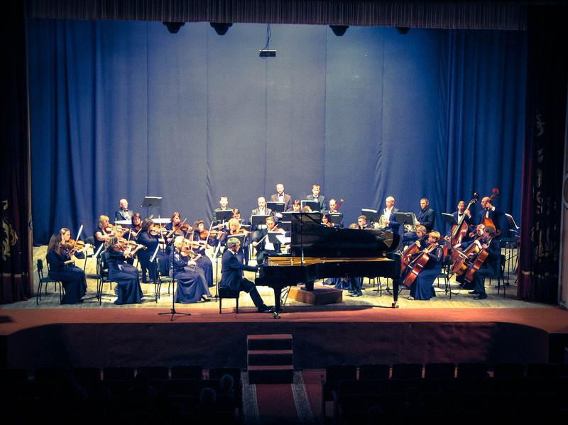 Ім'я нашого земляка, київського піаніста Юрія Кота добре відоме меломанам