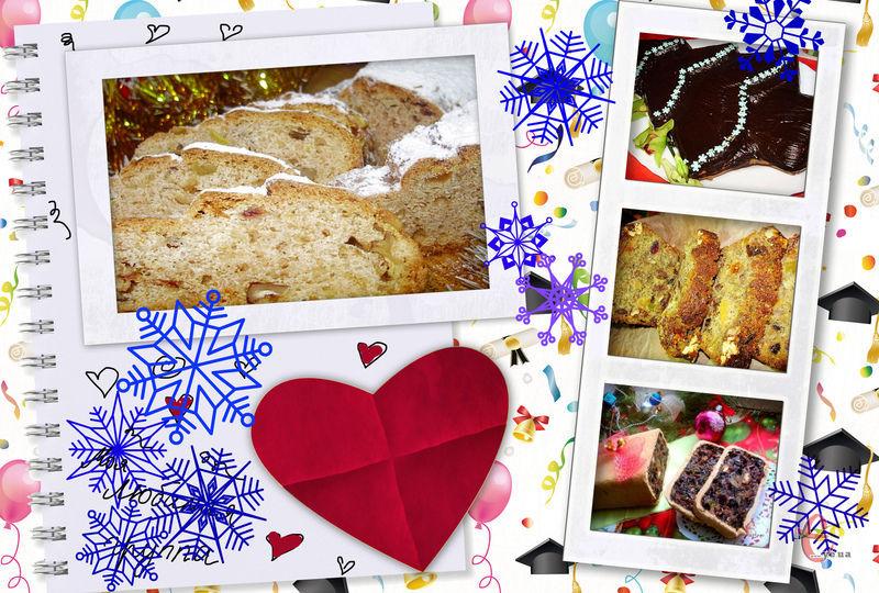 Варіантів різдвяної випічки існує безліч, тож варто випробувати хоча б декілька, аби обрати свій!