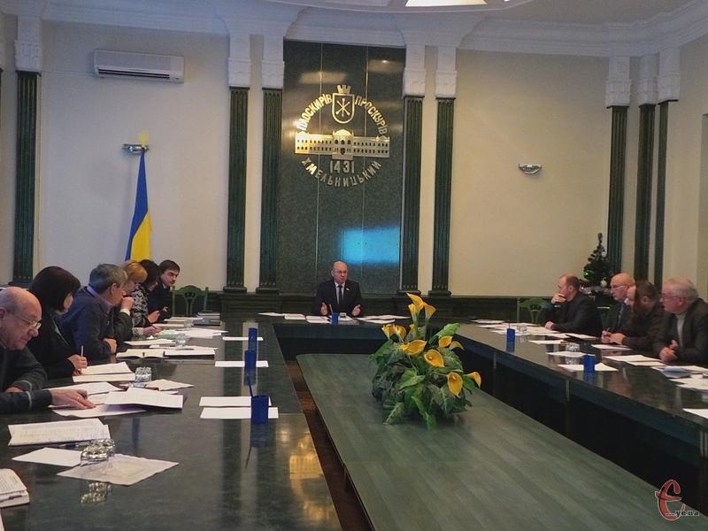 Засідання топонімічної комісії продовжиться в понеділок