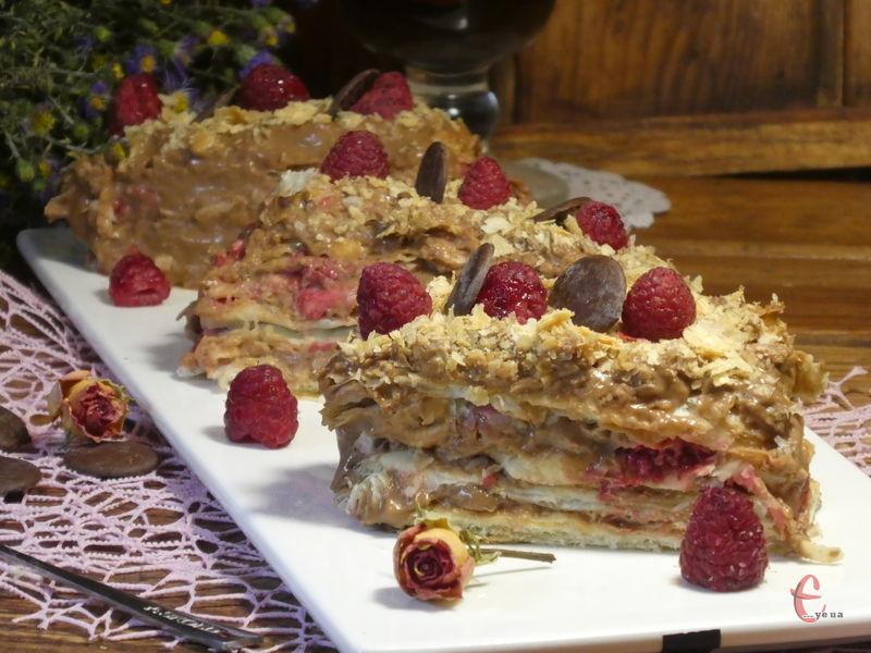 Торт дуже смачний, навіть найсуворіші критики оцінили його за найвищим балом!