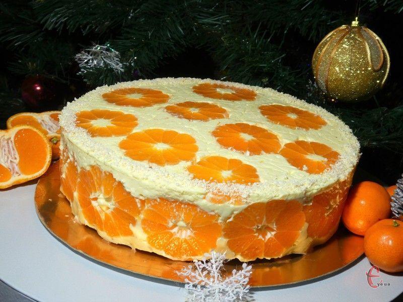 Проте готувати такий десерт можна в будь-яку пору року, адже в наш час апельсини бувають на прилавках магазинів завжди.