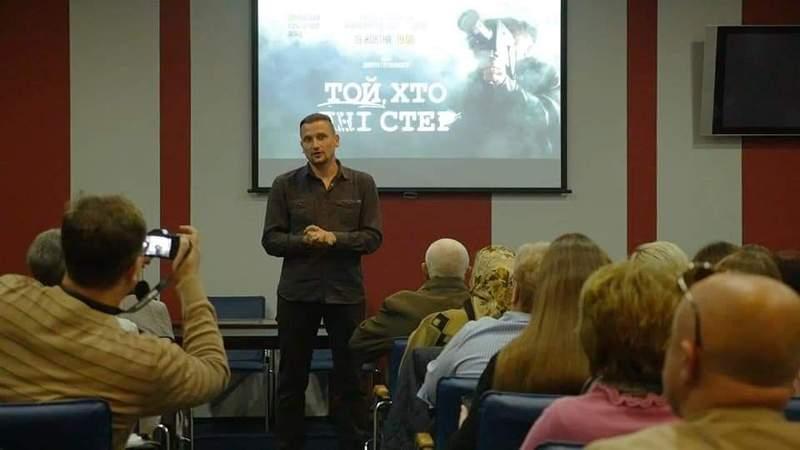 У фільмі режисер розповів історію кінематографіста-аматора, ветерана Другої світової війни Григорія Павленка