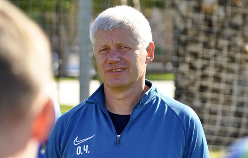 Олександр Чижевський, головний тренер Агробізнеса