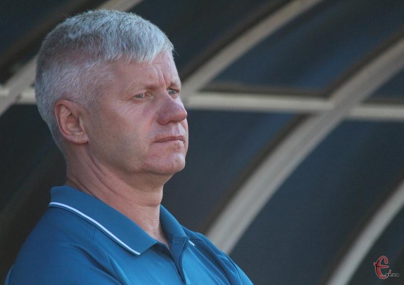 Олександр Чижевський, головний тренер Агробізнеса визнаний кращим наставником 2020 року в першій лізі