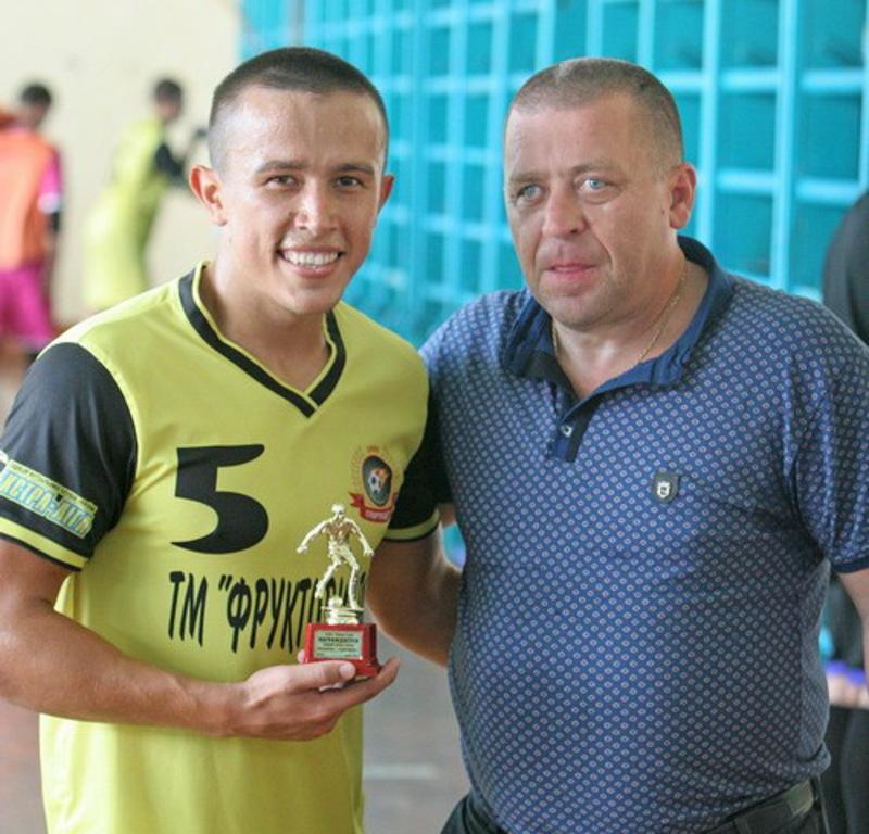 Хмельничанин Дмитро Михайленко вже у першому матчі на турнірі в Одесі був визнаним кращим гравцем матчу в поєдинку з херсонським Продексімом
