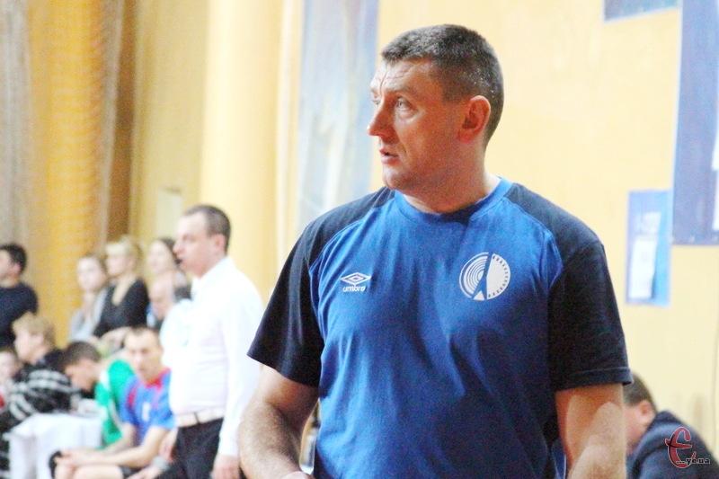 Наставник Новатора Роман Ковальчук каже, що чемпіонством в вищій лізі задоволений, але завдання ще не виконане - потрібно здобути путівку до Суперліги