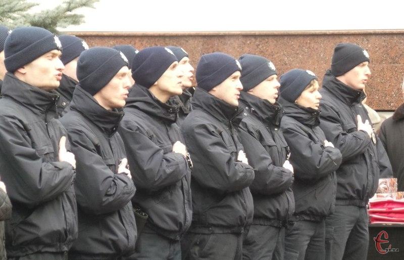 Набір у патрульну поліцію завершився