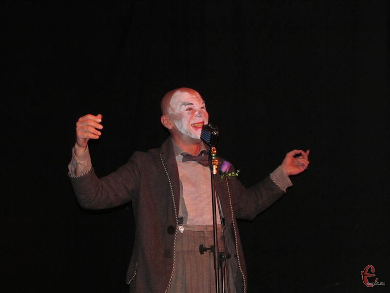 Бремнер Даті підкорив хмельницьку публіку