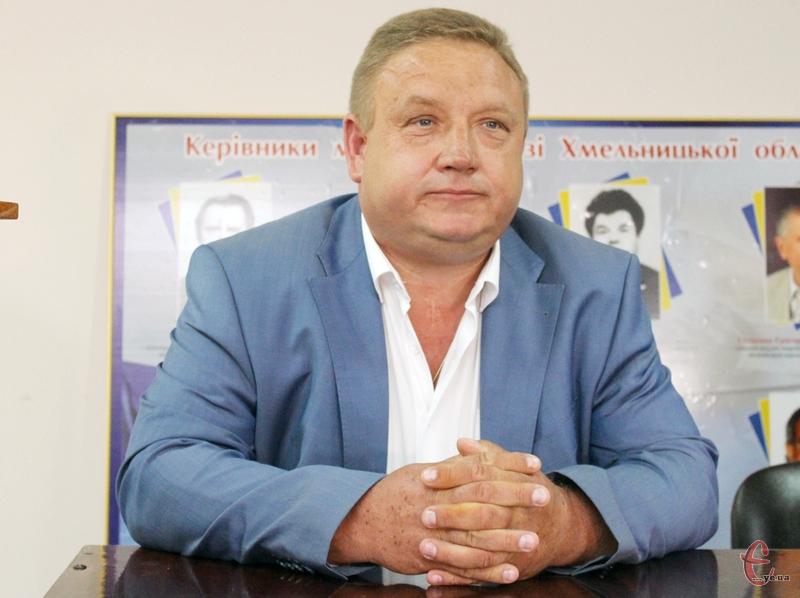 «Для нашої області розроблені два проекти створення госпітальних округів», - каже Яків Цуглевич.