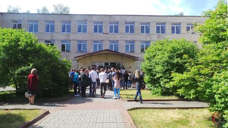 Хмельницька гуманітарно-педагогічна академія в рейтингу на 185 місці