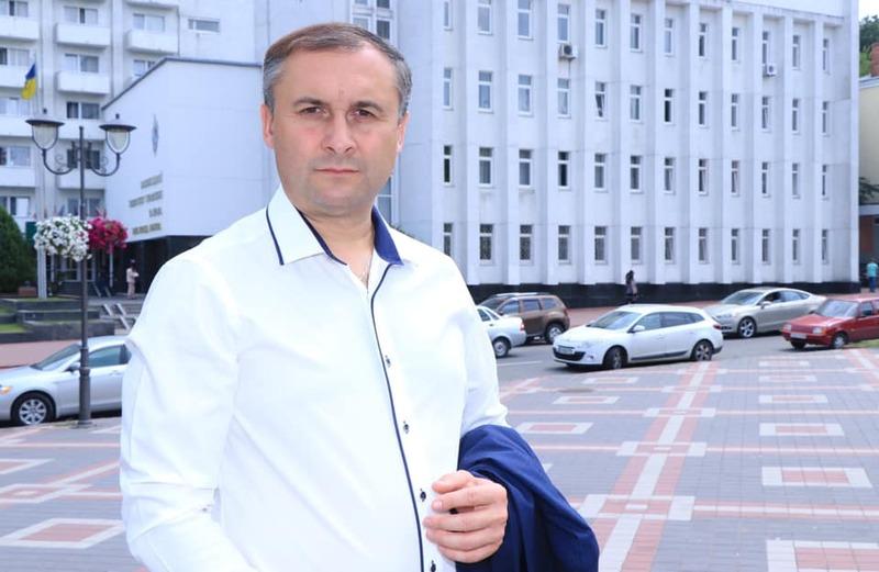 Від Хмельницького до парламенту йде прикордонник Олег Слободян