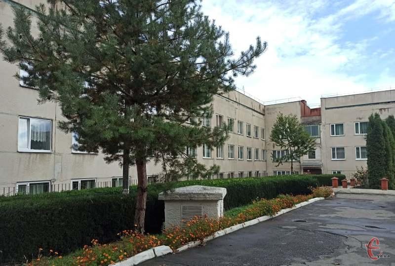Хмельницька інфекційна лікарня завантажена хворими на 97,5 відсотка