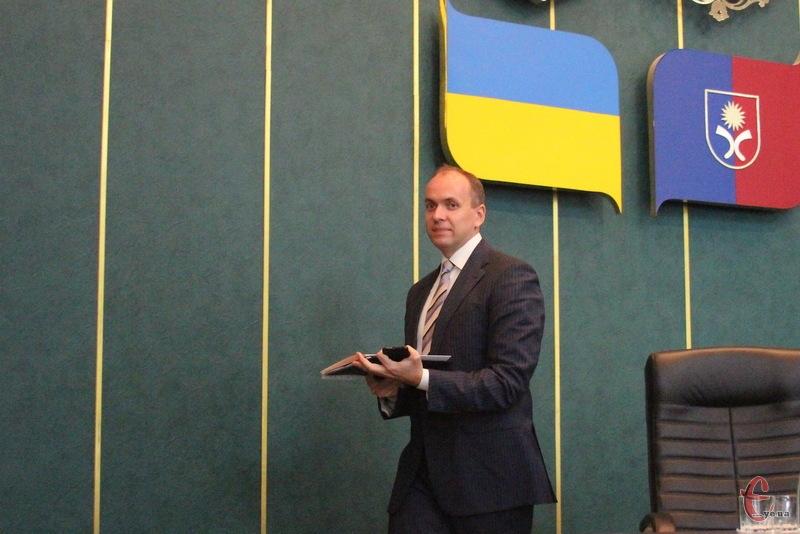 Дмитро Габінет очолив Хмельницьку облдержадміністрацію 22 листопада 2019 року