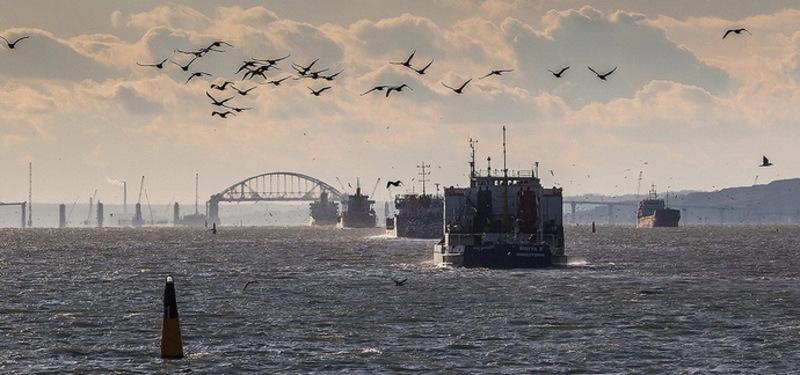 Росію забов'язали відпустити полонених моряків
