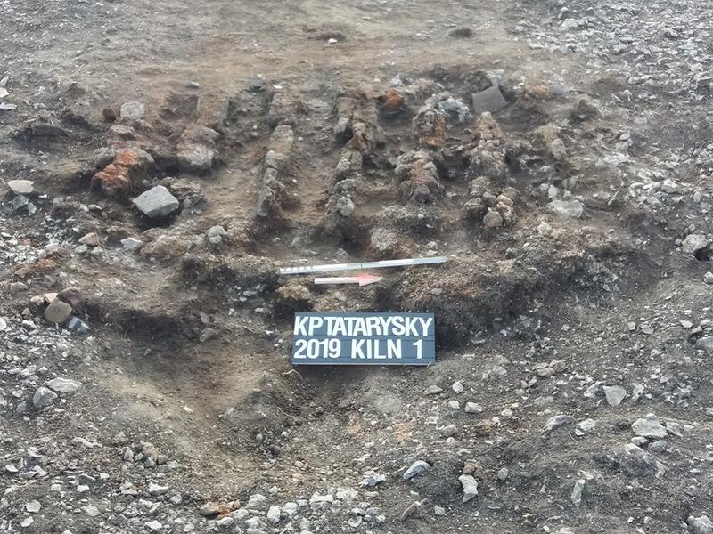 На Кам'янеччині продовжується робота міжнародної трипільської експедиції, яка досліджує поселення трипільської культури в урочищі Татариски