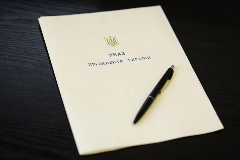 Президент відзначив трьох подолян