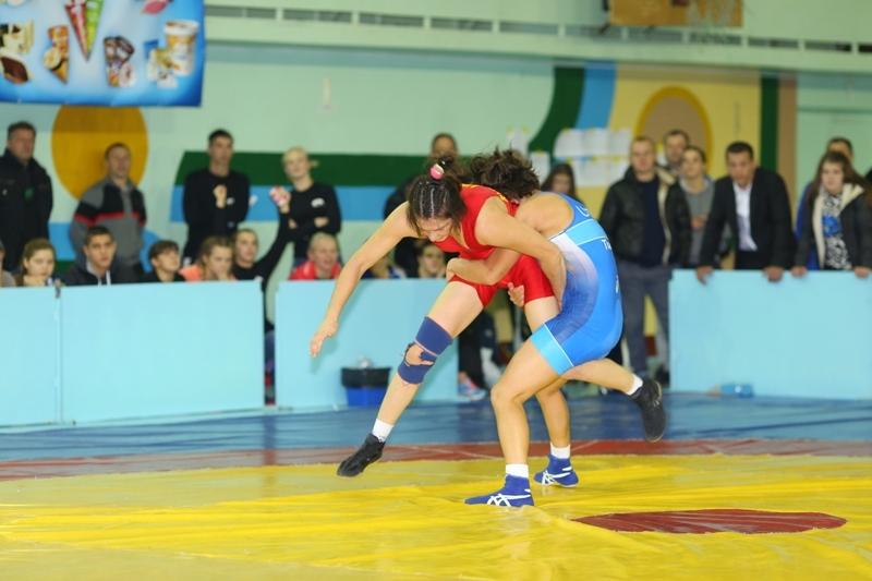 Всеукраїнський турнір з вільної боротьби в Хмельницькому став насправді міжнародним