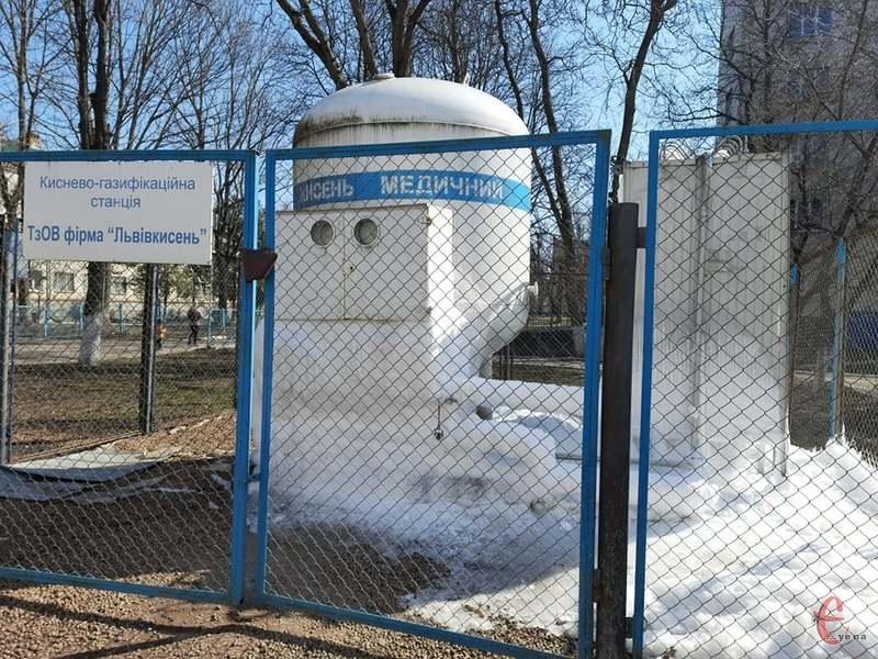 На Хмельниччині планують встановити кисневі станції