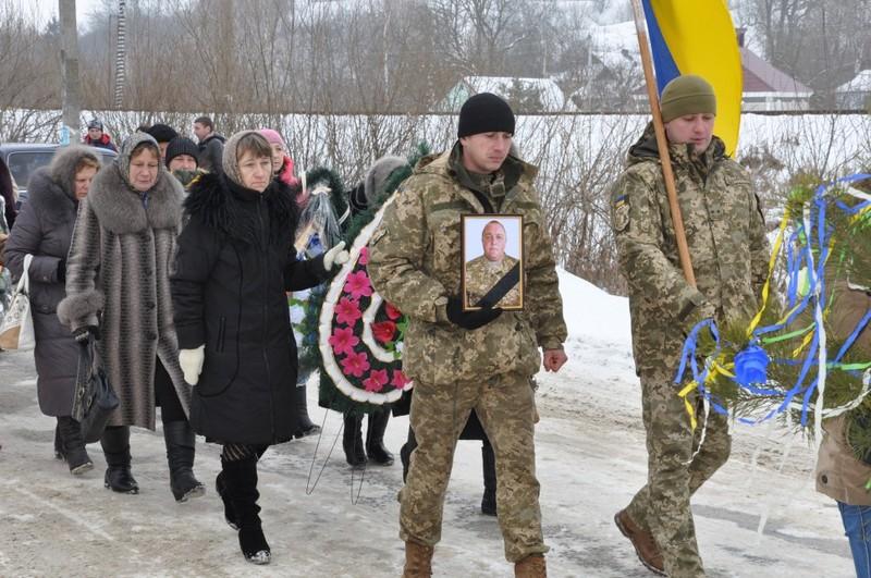 Роман Ніколайчук помер у зоні АТО