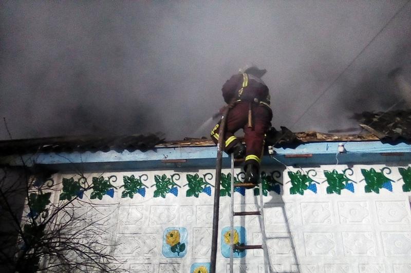 Постраждалих та загиблих на пожежі не було