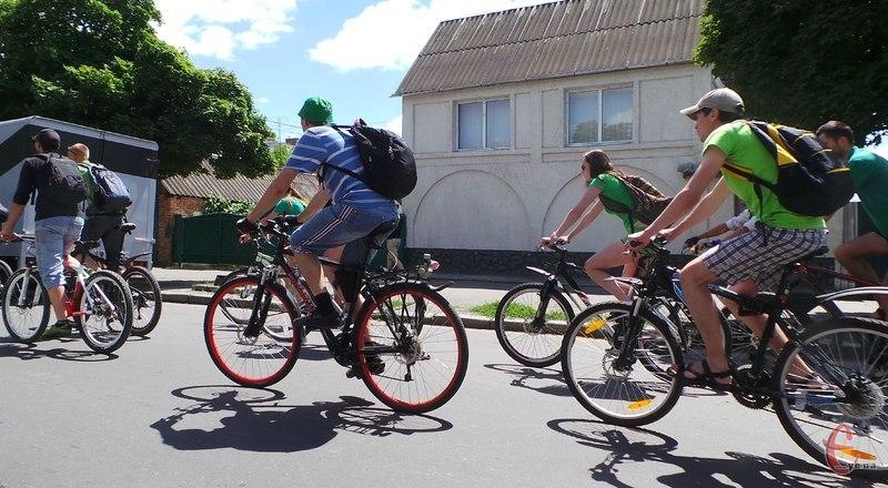 У День міста хмельницькі велосипедисти проїдуть сто кілометрів