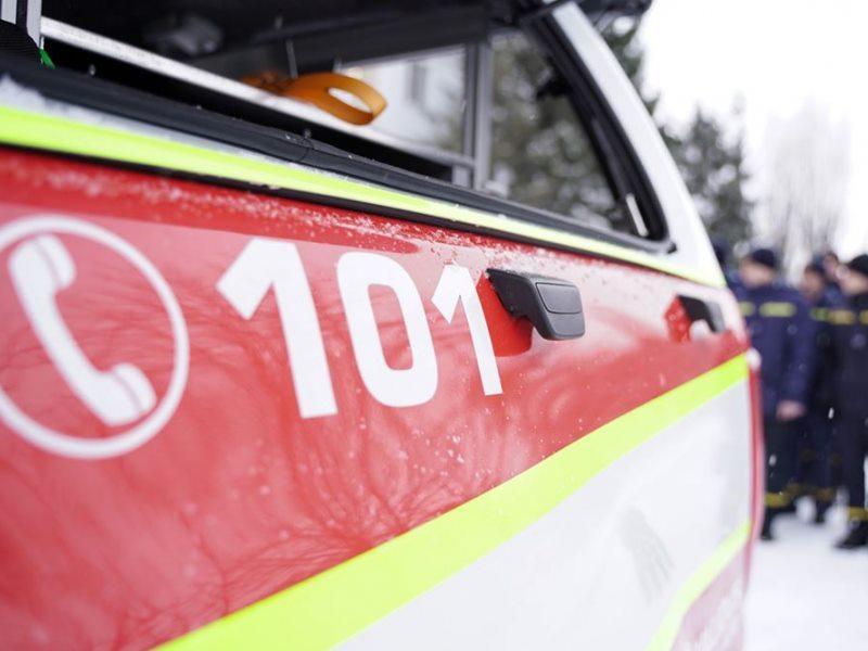Працівники ДСНС виїжджали на гасання трьох пожеж