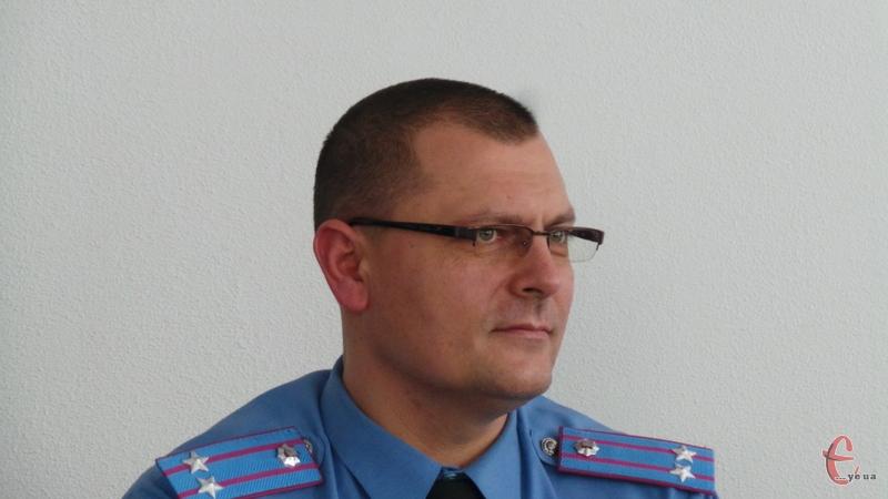 Віталій Сербін подаватиметься до суду через наклеп