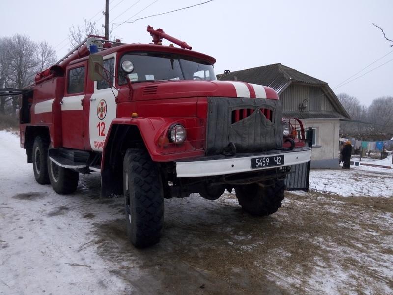 Вогнеборці ліквідували пожежу житлового будинку