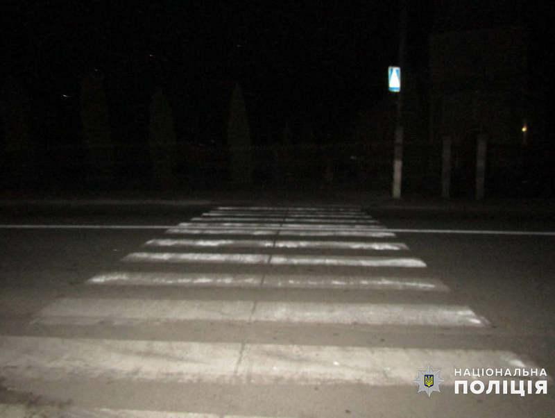 Аварія сталася на вулиці Богдана Хмельницького в райцентрі Дунаївці