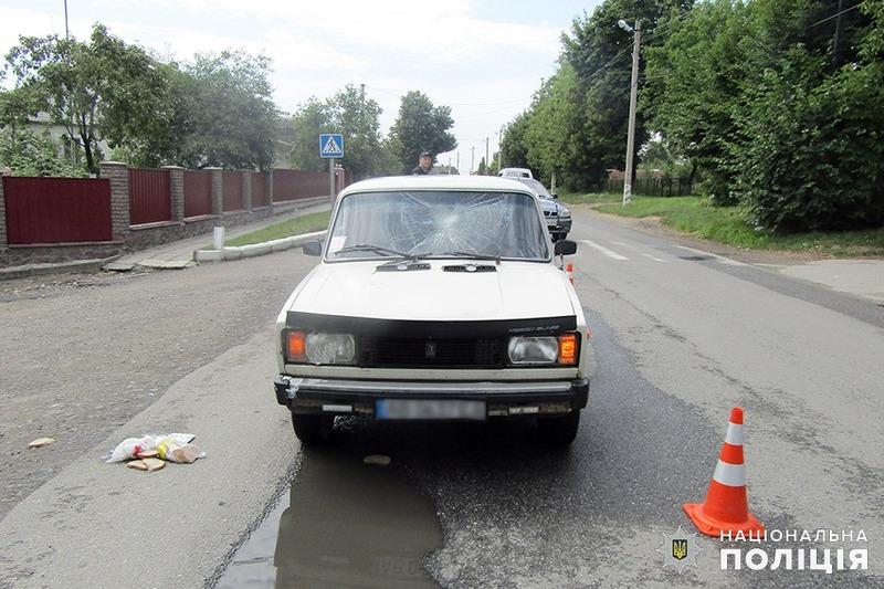 Аварія в Дунаївцях сталася другого липня