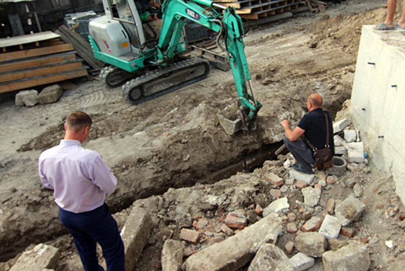 Знахідку знайшли під час реконструкції музею.