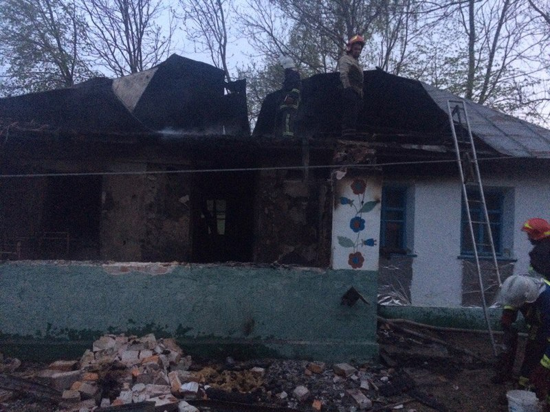 У Городоцькому районі під час пожежі загинула жінк ...
