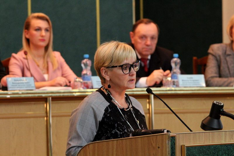 Тетяна Дзюблюк звільнена 20 квітня 2021 року