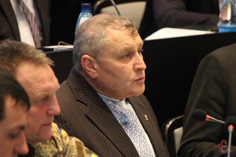 Сергій Королюк став депутатом замість Галини Мельник