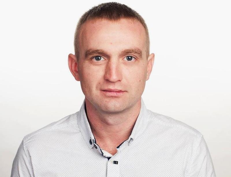 Олег Гунько став депутатом міської ради у 2015 році