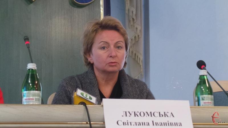 Світлана Лукомська розповіла про стан нарахування субсидій