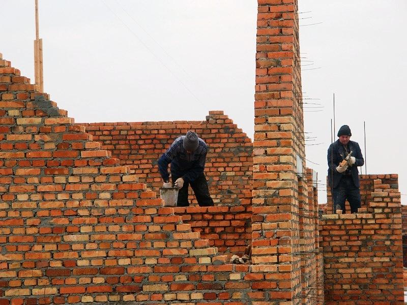 Збільшилось будівництво інженерних споруд та нежитлових будівель